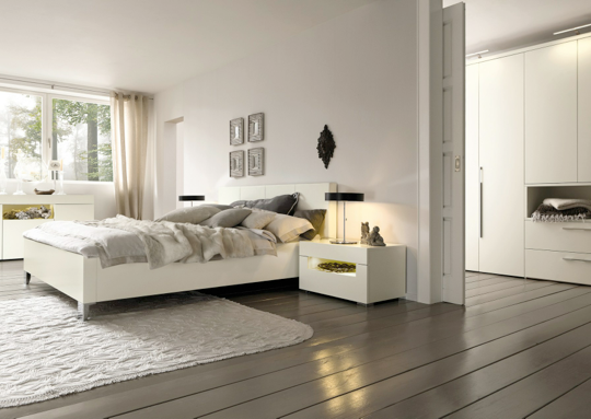 schlafzimmer in schwarz gestalten ihr traumhaus ideen. Black Bedroom Furniture Sets. Home Design Ideas