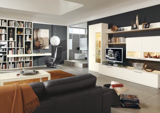 Wohnzimmer Beispiele Wo Wir Ganz Selbst Sind Da Wnschen Uns Eine Einrichtung Die Unsere Persnlichkeit Widerspiegelt So Individuell Dass